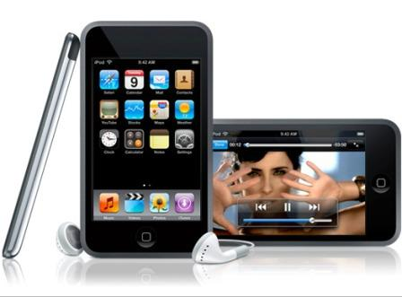 Apple Ipod Touch 1st Generation Mp3 Player Black 8gb Buy
